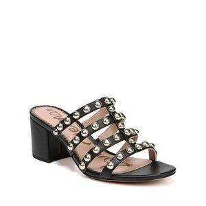 Sam Edelman Suri studded block heel sandal